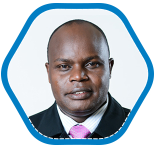 James Mugo Head of ICT